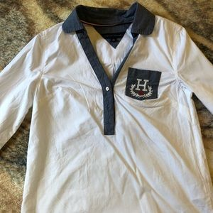 Tommy Hilfiger long sleeve shirt xs